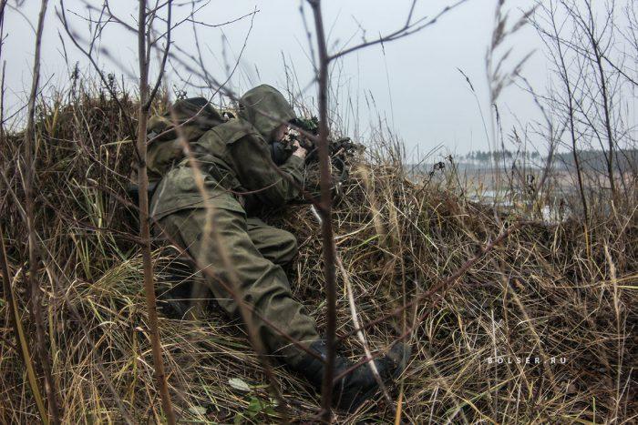 Костюм Егерь для охоты, рыбалки и сбора грибов